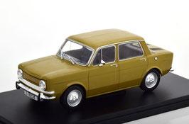 Simca 1000 Phase II 1969-1976 braun