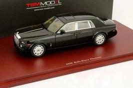 Rolls-Royce Phantom LWB Phase I 2003-  2011 schwarz
