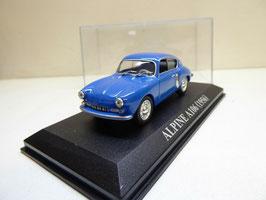 Renault Alpine A106 Coupé 1955-1963 blau