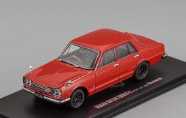 Nissan Skyline 2000 GT-R Sedan PGC-10 1969-1972 RHD rot