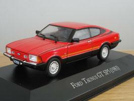 Ford Taunus GT SP5 Coupé 1983 rot / schwarz
