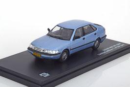 Saab 900 V6 1993-1999 hellblau met.