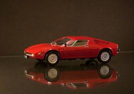 Maserati Merak Phase I 1972-1975 rot