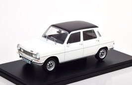 Simca 1200 Special 1972-1977 weiss / schwarz
