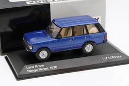 Range Rover I 5-türer Phase I 1980-1985 blau met.