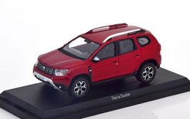 Dacia Duster II seit 2018 Flammen rot met.