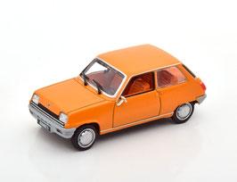 Renault 5 1972-1985 orange / hellgrau