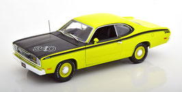 Plymouth Duster 340 1970-1974 hellgrün / schwarz