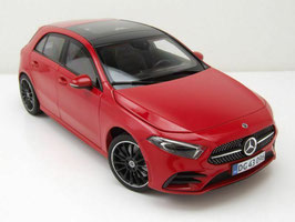 Mercedes-Benz A-Klasse W177 seit 2018 rot