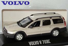 Volvo XC70 I Phase I 2000-2004 Rauch silber met.