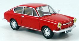 Fiat 850 Sport Coupé Phase I 1965-1971 rot