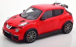 Nissan Juke R 2.0 2016 rot / schwarz