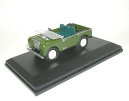 Land Rover Series I 1948-1958 open oliv