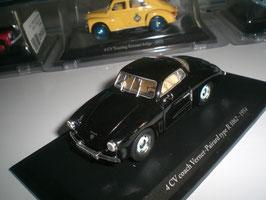 Renault 4CV Coach Vernet-Pairard Type R 1062 1954 schwarz