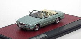 Daimler Corsica Convertible Concept 1996 RHD türkis met.