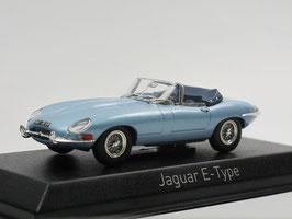 Jaguar E-Type Roadster Series I 1961-1967 hellblau met.