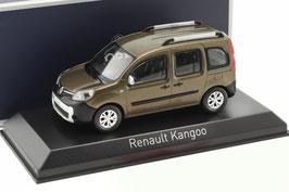 Renault Kangoo II Phase II seit 2013 braun met.