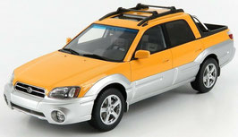 Subaru Baja Pick Up Doka 2002-2006 gelb / silber met.