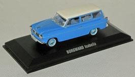 Borgward Isabella Combi 1955-1961 hellblau / creme