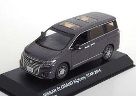 Nissan Elgrand III E52 Highway Star Phase II seit 2014 Metal grey met.