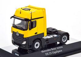 Mercedes-Benz Actros FH25 GigaSpace 4x2 LKW Zugmaschine seit 2018 gelb / dunkelgrau