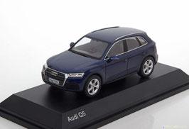 Audi Q5 II FY seit 2017 Navarra blau