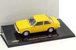 Chevrolet Chevette SL Phase II 1978-1981 gelb / Brasil