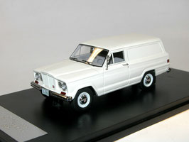 Jeep Kaiser Panel Delivery Van 1962-1964 weiss