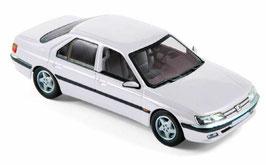 Peugeot 605 Berline Phase II 1995-1999 weiss