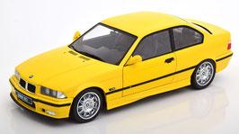 BMW M3 Coupé E36 1992-1999 gelb