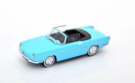 Renault Floride / Caravelle Cabriolet 1959-1968 hellblau / Hardtop schwarz