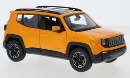 Jeep Renegade Phase I 2014-2018 orange met. / schwarz