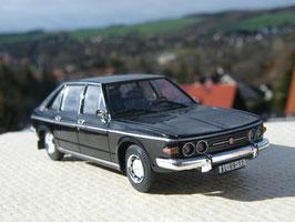 Tatra 613-2 1980-1984 schwarz