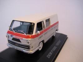 "DKW F 1000L 1963-1965 ""IBERIA"" silber met. / weiss"