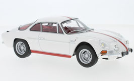 Renault Alpine A110 1600S 1970-1975 weiss / rot