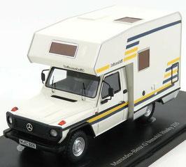 Mercedes-Benz G Bimobil Husky 235 1984 weiss / schwarz / Decor