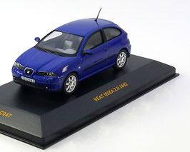Seat Ibiza III 2.0 Phase I 2002-2006 dunkelblau