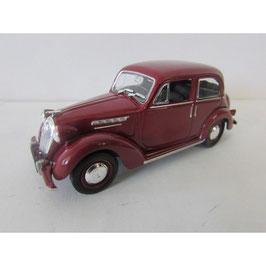Simca 8 Limousine 1938-1951 dunkelrot