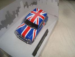 "Austin Mini Cooper MK I 1961-1967 ""Union Jack blau / rot / weiss"
