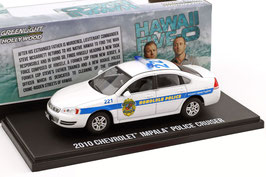 "Chevrolet Impala IV 2005-2011 Honolulu Police ""TV-Serie Hawaii Five-O"" weiss / blau"