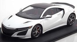 Acura / Honda NSX 130R seit 2017 LHD weiss / carbon