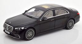 Mercedes-Benz S-Klasse V223 seit 2021 Onyx schwarz met.