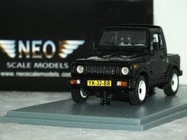 Suzuki SJ 410 Cabrio 1981-1988 schwarz