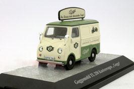 "Glas Goggomobil TL250 Kasten 1957-1965 ""Goggo die Lösung"""
