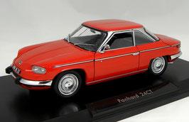 Panhard 24CT 1963-1964 rot