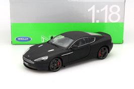 Aston Martin DB9 Phase III 2012-2016 matt-schwarz