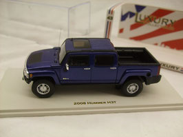 Hummer H3 HT3 Pick Up 2008 Terrain blue met.