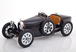 Bugatti T35 Roadster 1925 schwarz