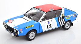 Renault 17 Gordini #12 Sieger Rally USA (Press on Regardless) 1974 Delferier / Therier