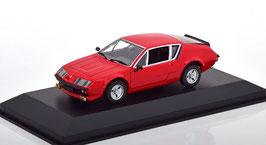 Renault Alpine A310 Phase II 1976-1980 rot